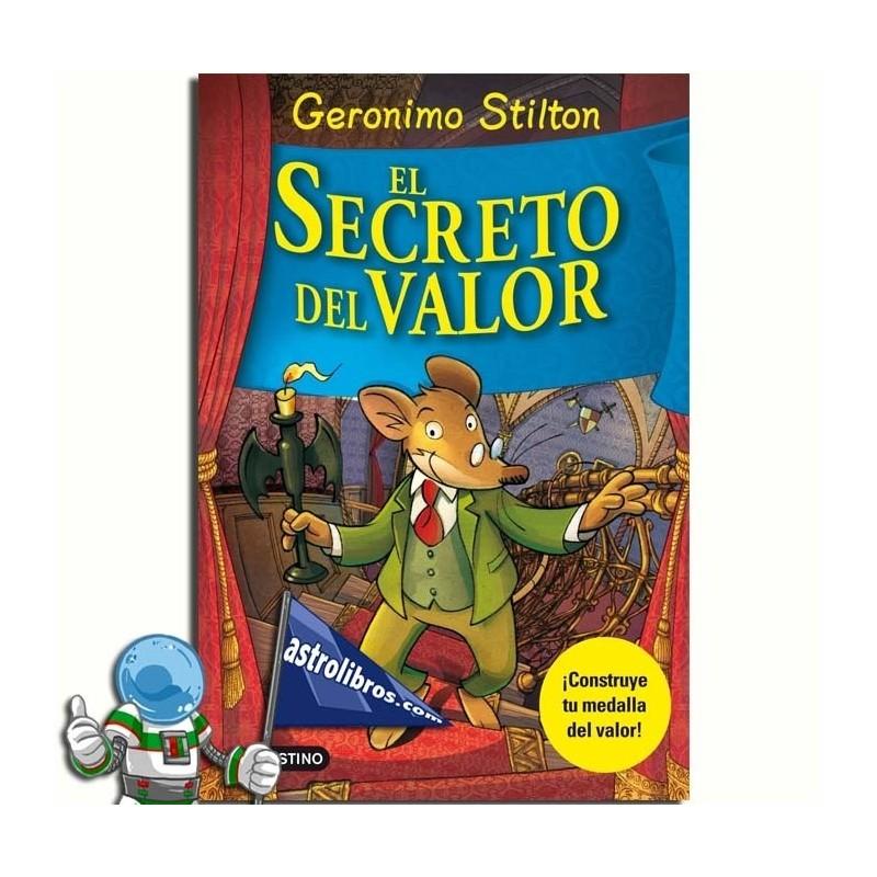 EL SECRETO DEL VALOR. ESPECIAL GERONIMO STILTON