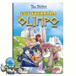 LOS SECRETOS DEL OLIMPO , TEA STILTON 20