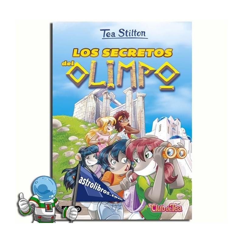 TEA STILTON 20. LOS SECRETOS DEL OLIMPO