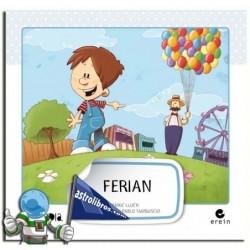 FERIAN. LETRA HANDIA 7