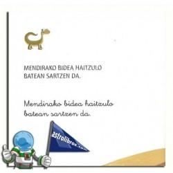HAITZULOA. LETRA HANDIA 8