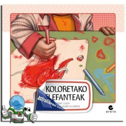 KOLORETAKO ELEFANTEAK. LETRA HANDIA 6