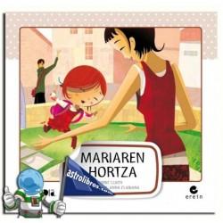 MARIAREN HORTZA. LETRA HANDIA 5