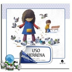 USO HERRENA , LETRA HANDIA 2