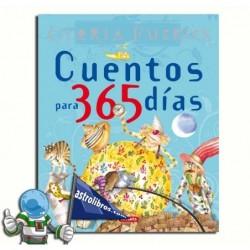 CUENTOS PARA 365 DÍAS , GLORIA FUERTES