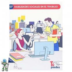 HABILIDADES SOCIALES EN EL TRABAJO , LECTURA FÁCIL
