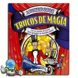 ASOMBROSOS TRUCOS DE MAGIA