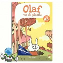 OLAF VA DE PICNIC. CÓMIC A PARTIR DE 6 AÑOS