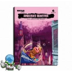 ARMAIRUKO MUNSTROA , MUNSTROEN KUTXA 9