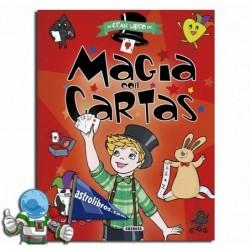 MI GRAN LIBRO DE MAGIA CON CARTAS
