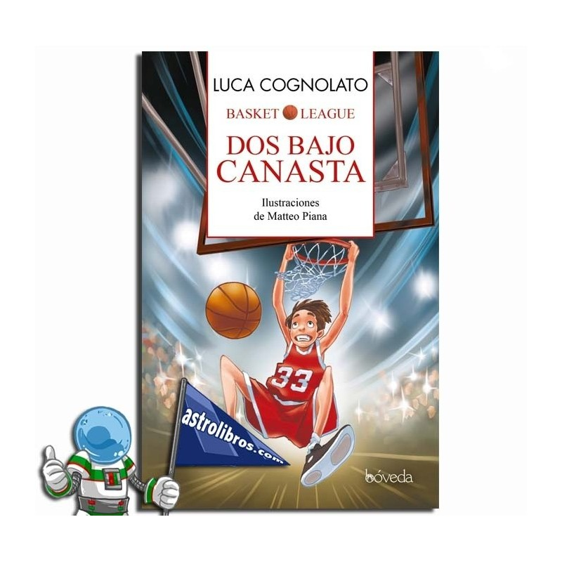 Basket league 1. Dos bajo canasta