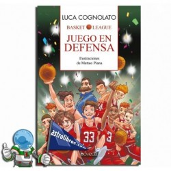 Basket league 2. Juego en defensa