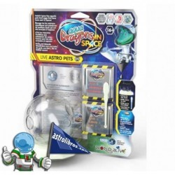 AQUA DRAGONS IN SPACE CON PECERA