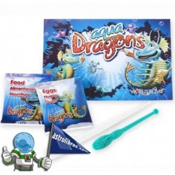 AQUA DRAGONS. MUNDO SUBMARINO VIVO