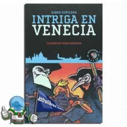 INTRIGA EN VENECIA | LOS INVESTIGADORES DEL ARTE 1