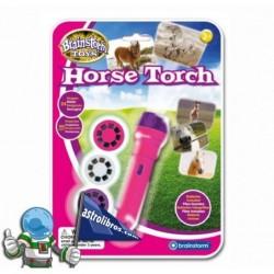 PROYECTOR LINTERNA CABALLOS/ HORSE TORCH