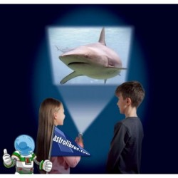 PROYECTOR LINTERNA ESCENAS MARINAS/ SHARK TORCH
