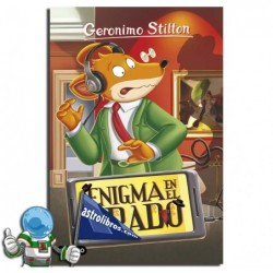 ENIGMA EN EL PRADO , GERONIMO STILTON 66