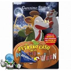 EL EXTRAÑO CASO DE LA NOCHE DE HALLOWEEN | GERONIMO STILTON 29