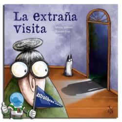 LA EXTRAÑA VISITA , GRACIA IGLESIAS