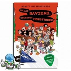¡FELIZ NAVIDAD, QUERIDOS MONSTRUOS! , AGUS Y LOS MONSTRUOS 9