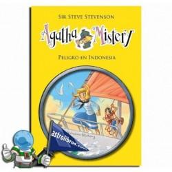 Peligro en Indonesia. Agatha Mistery 25