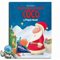 EL PEQUEÑO DRAGÓN COCO 23. COCO Y PAPA NOEL