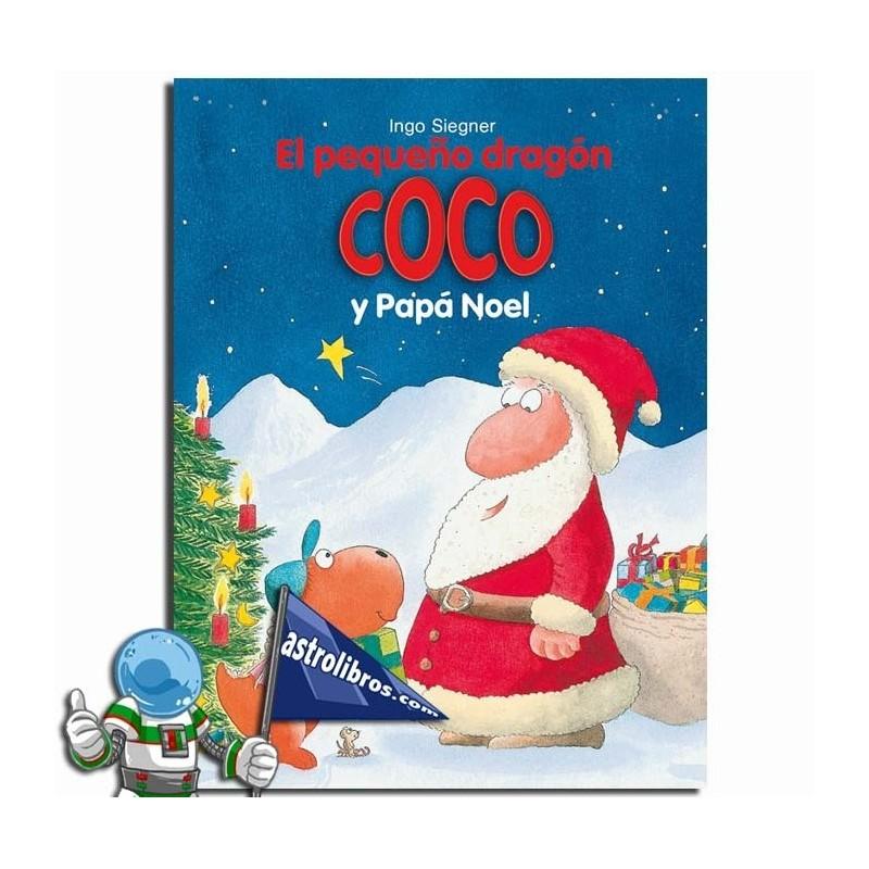 Coco y Papa Noel. El pequeño dragón Coco 23