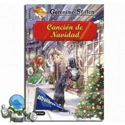CANCIÓN DE NAVIDAD | GRANDES HISTORIAS | GERONIMO STILTON