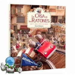 LA CASA DE LOS RATONES VOLUMEN 3 , SAM Y JULIA VAN A LA FERIA