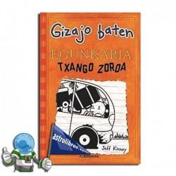 Txango zoroa. Gizajo baten egunkaria 9