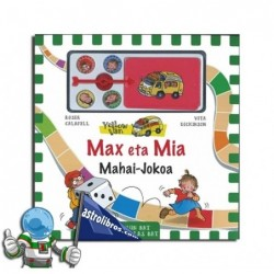 MAX ETA MIA , MAHAN-JOKOA , YELLOW VAN