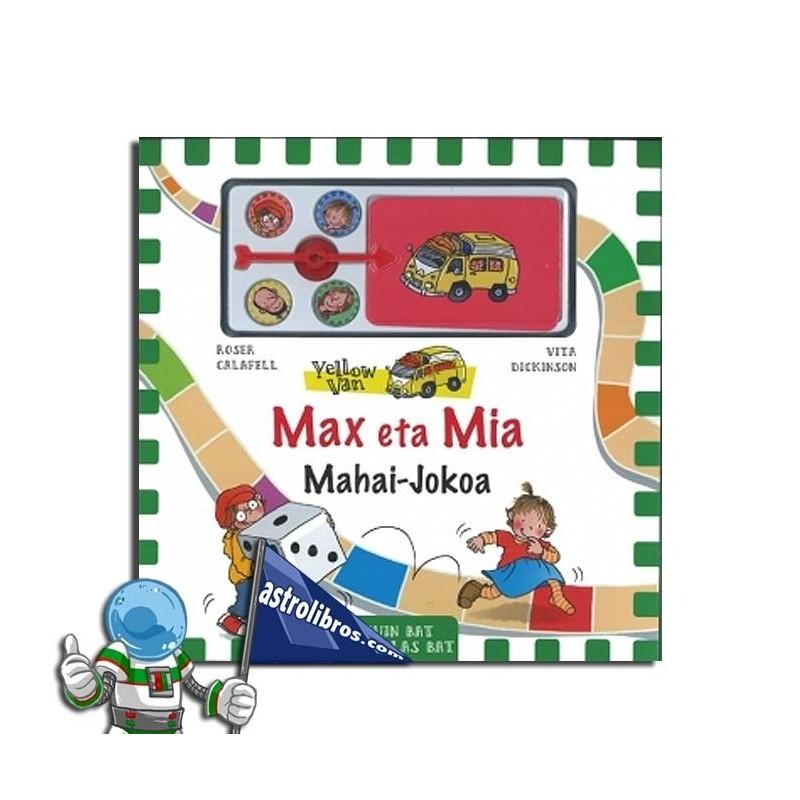 Max eta Mia. Mahan-jokoa. Yellow Van