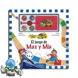 EL JUEGO DE MAX Y MÍA , ESPECIAL YELLOW VAN