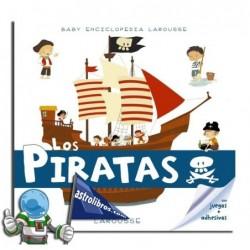 Los piratas. Baby enciclopedia