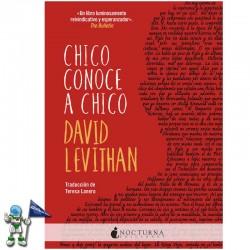 CHICO CONOCE A CHICO, LIBROS LGBT