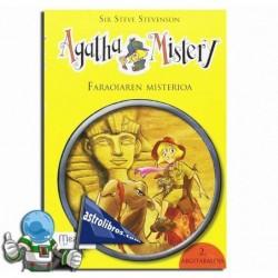 AGATHA MISTERY 1 EUSKERA | FARAOIAREN MISTERIOA