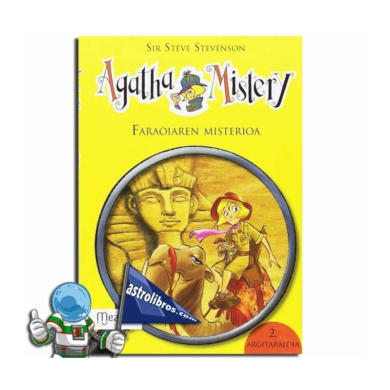 AGATHA MISTERY 1. EUSKERA. FARAOIAREN MISTERIOA