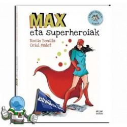 MAX ETA SUPERHEROIAK