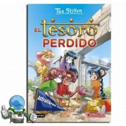 EL TESORO PERDIDO , TEA STILTON 27