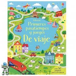 DE VIAJE | PRIMEROS...