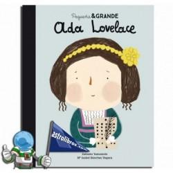 Pequeña & Grande. Ada Lovelace