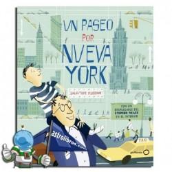 UN PASEO POR NUEVA YORK , GUÍA DE VIAJE INFANTIL