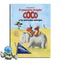 EL PEQUEÑO DRAGÓN COCO Y LOS ANIMALES SALVAJES. EL PEQUEÑO DRAGÓN COCO 24