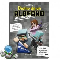 DIARIO DE UN ALDEANO MEGAPRINGAO 3 , MINECRAFT