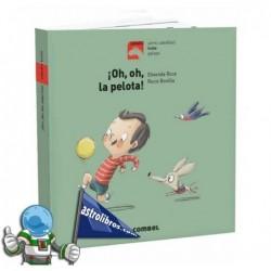 ¡OH, OH, LA PELOTA! , MAYÚSCULAS