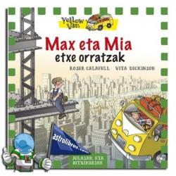 MAX ETA MIA ETXE ORRATZAK , YELLOW VAN 11