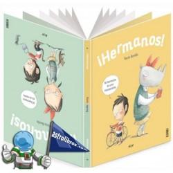 ¡HERMANOS! Libro