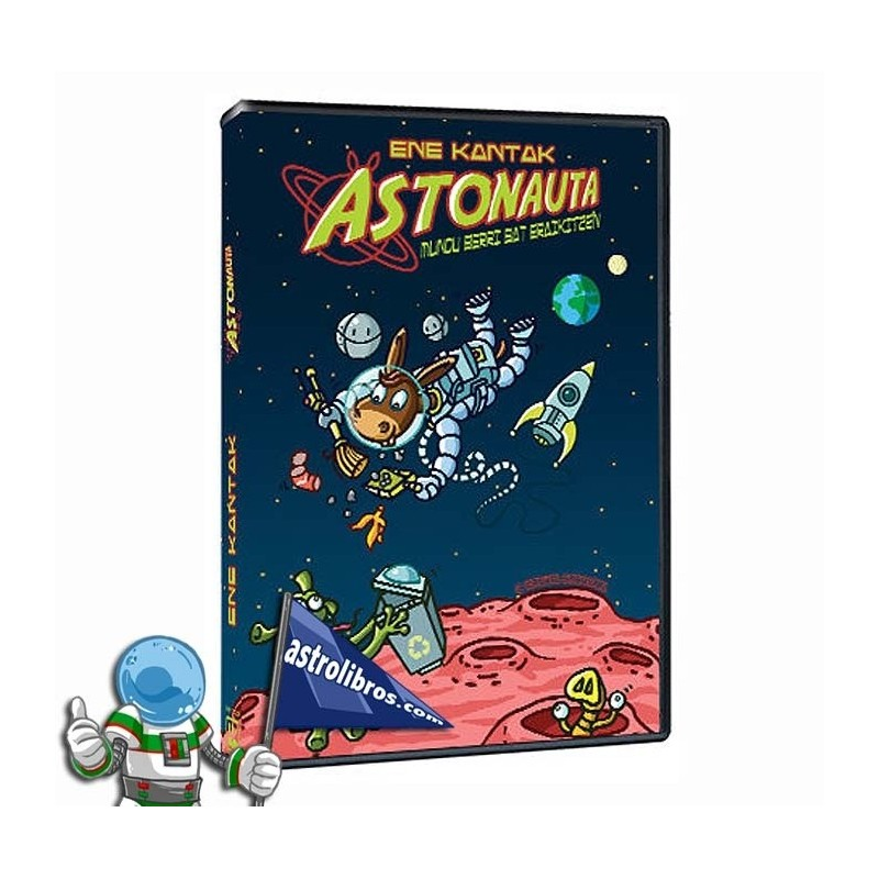 ASTONAUTA (CD+DVD) * ENE KANTAK