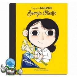 GEORGIA O'KEEFFE , PEQUEÑA & GRANDE 12